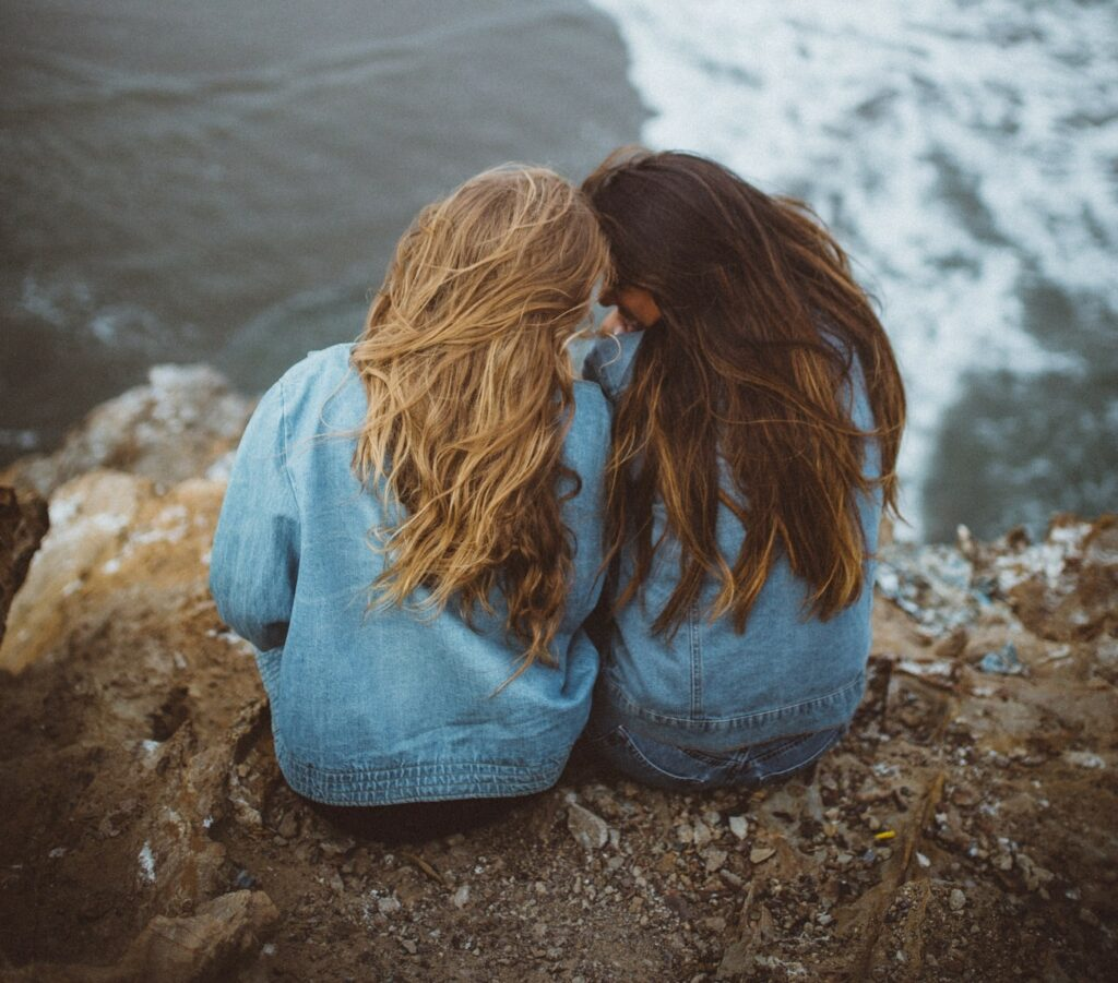 Dear Best Friend: No Matter How Deeply I Fall For Him, I'll Always Love You First