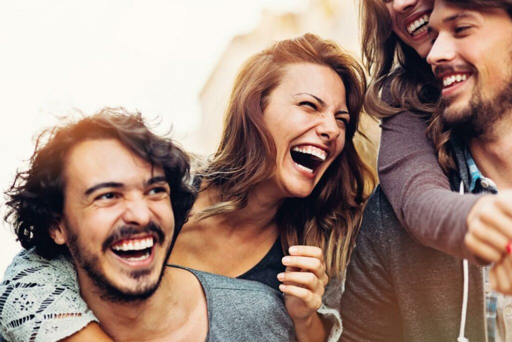 Why We Should Laugh Every Day