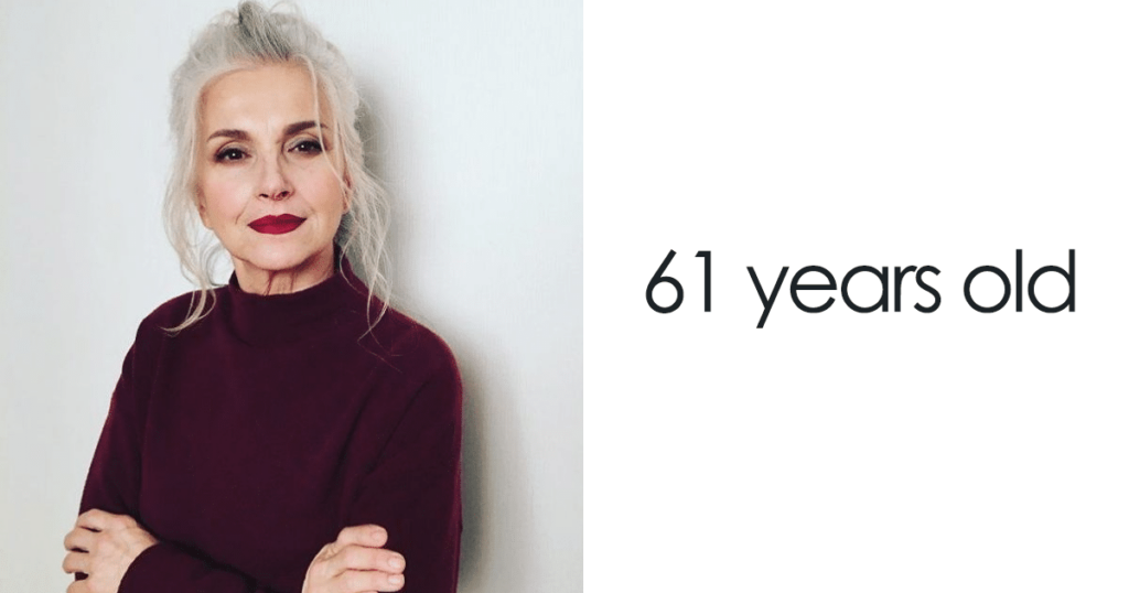 Modeling Agency Only Hires Models Over 45 To Challenge The Fashion Industry
