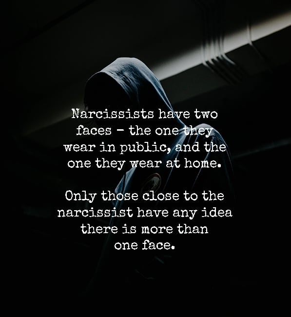 How The Narcissist Gets Away With Abusing People And Come Off As A Good Person