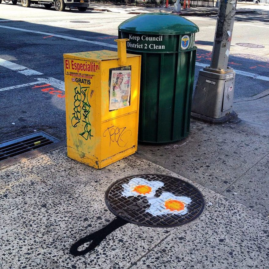 Fascinating Graffiti By A Talented Street Artist In New York (35 Photos)