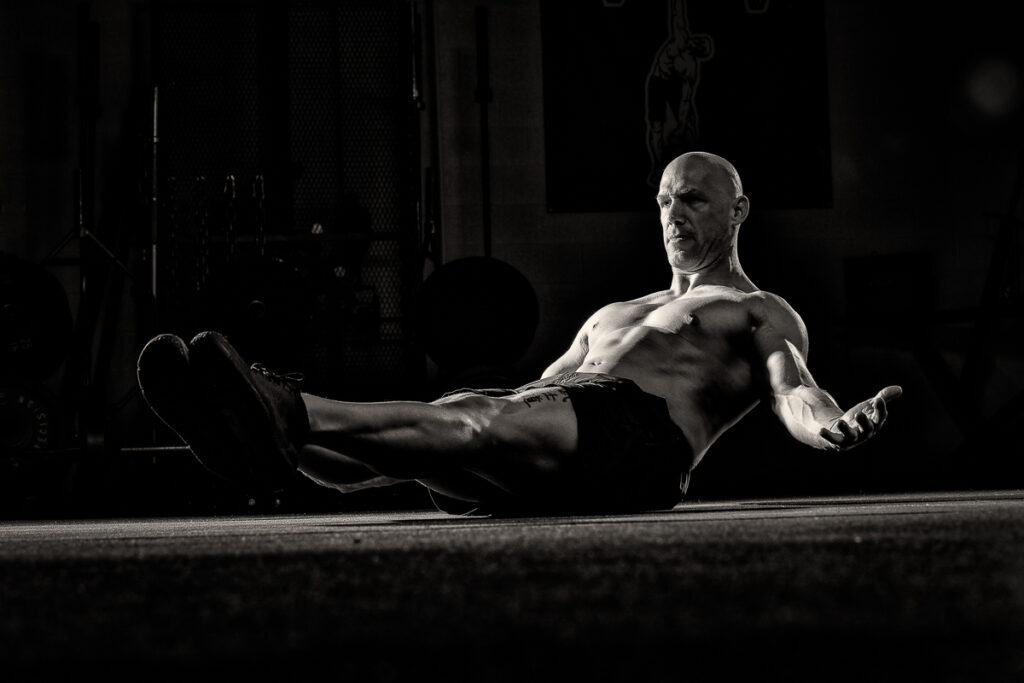How to Upgrade the Shoulder Halo Workout & Get Shredded Abs