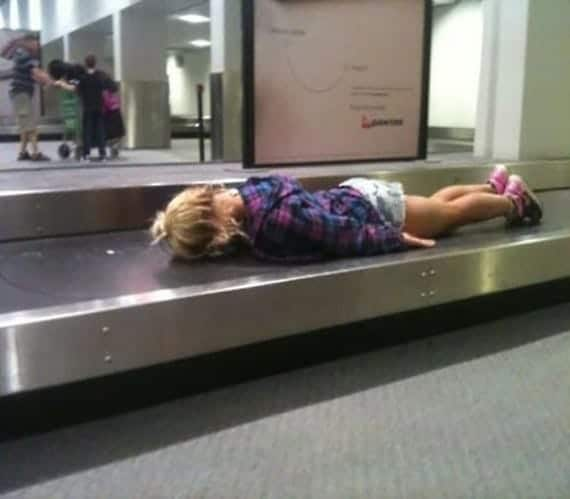 66 Moments At Airports That Caused Such A Stir – People Couldn't Help But Stare