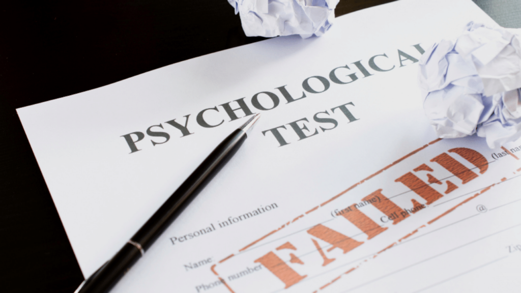 The Psychological Test – Analyze Yourself