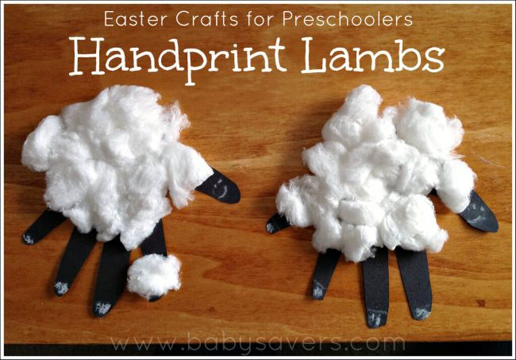 29 Easy Easter Crafts That Won't Leave You With A Mess