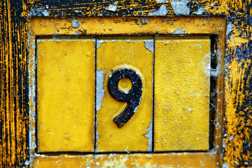 What Your House Number Means