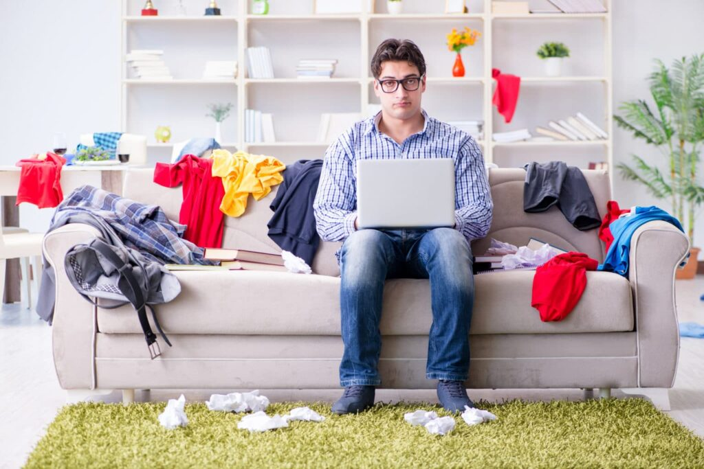 Are Messy People Really More Productive Than Others?