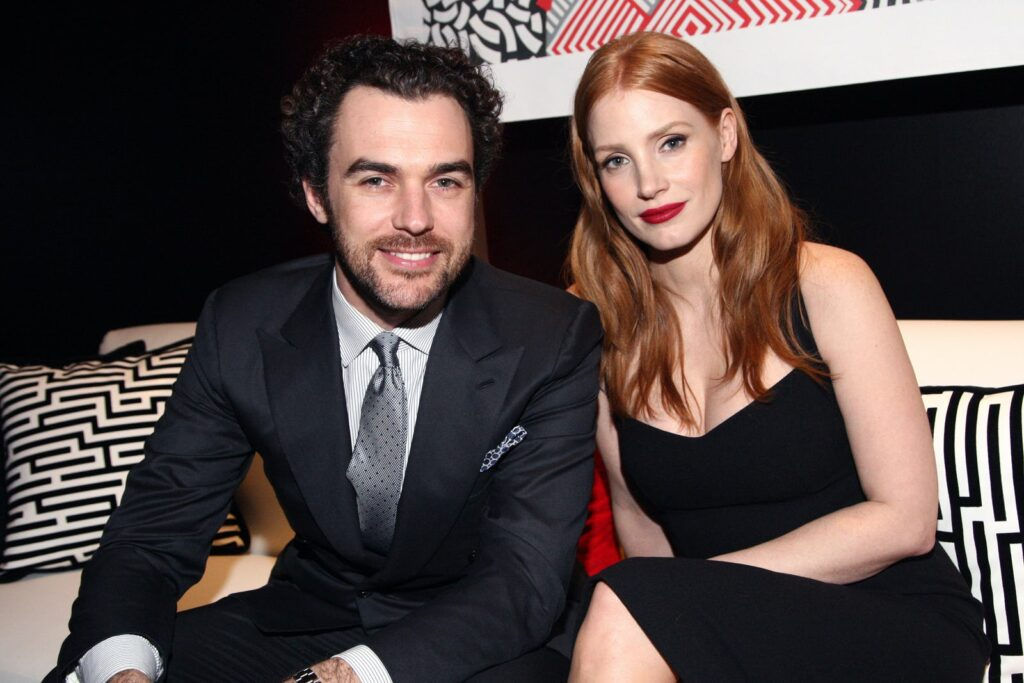 Jessica Chastain's Husband Completely Changed Her Mind About Marriage