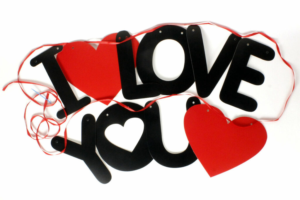 """How Different Zodiac Signs React To Hearing """"I Love You"""""""