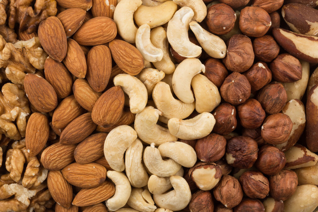 Eating Nuts: Health Benefits And Things To Consider