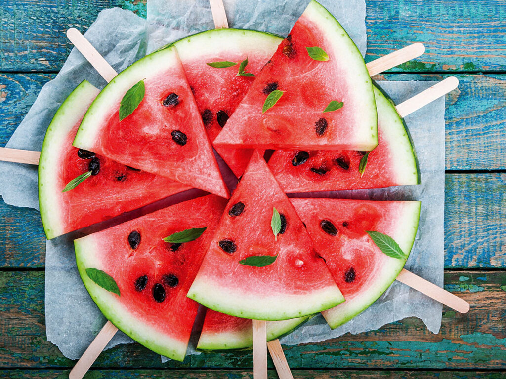 Watermelon 101: Nutrition Facts and Health Benefits